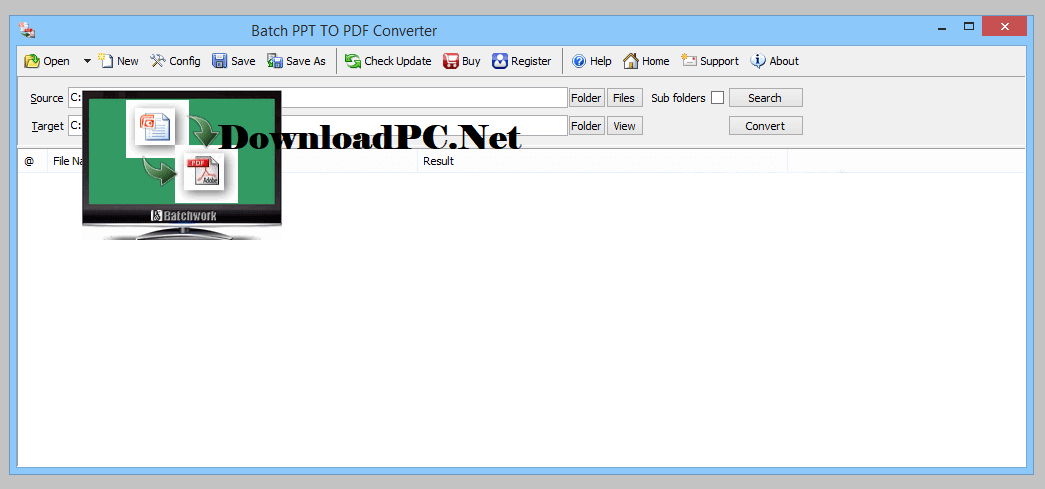 Batch PPT TO PDF Converter Free Download Full